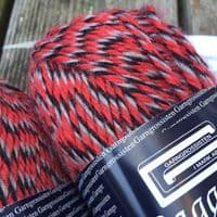 Raggsock kit - Country Red